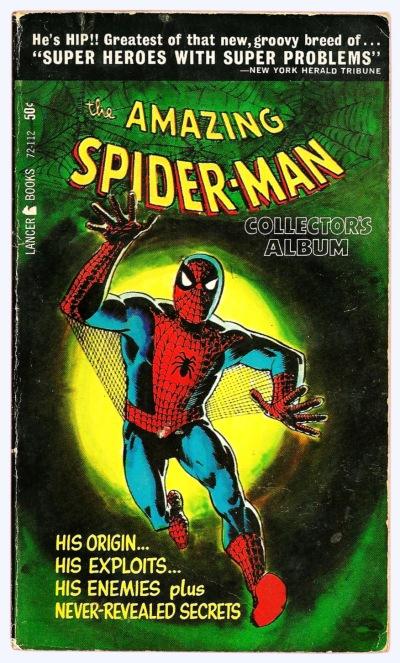 The Amazing Spider-Man Collector's Album, 1966