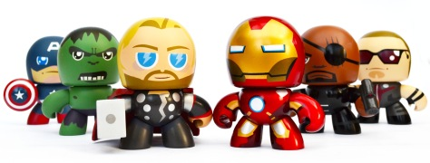 The Avengers Mini Muggs