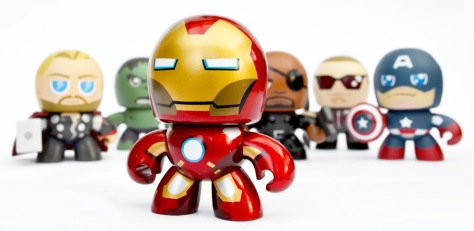 The Avengers Mini Muggs: Iron Man!