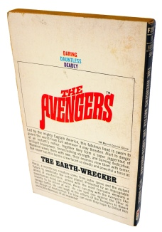 The Avengers Battle The Earth-Wrecker