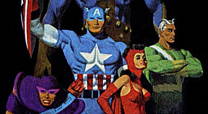 The Avengers Battle The Earth-Wrecker (1967)
