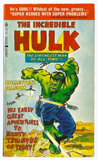 The Incredible Hulk Collector's Album