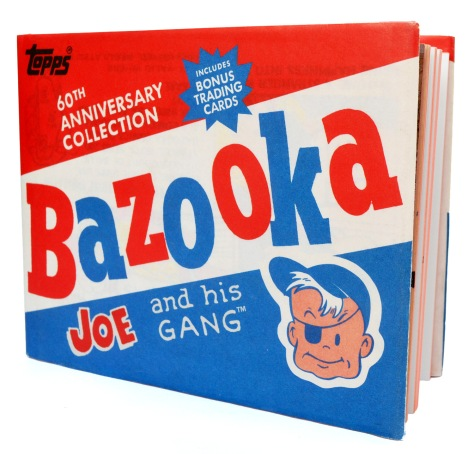 Bazooka Joe and his Gang, front cover