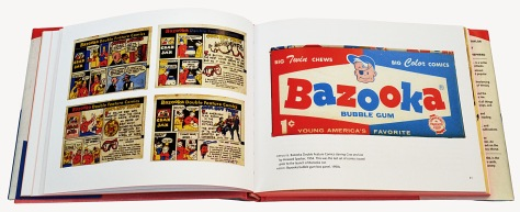 Bazooka Joe and his Gang, page 40 and 41