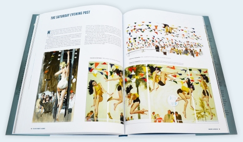 The Art of Robert E McGinnis, pages 114 and 115