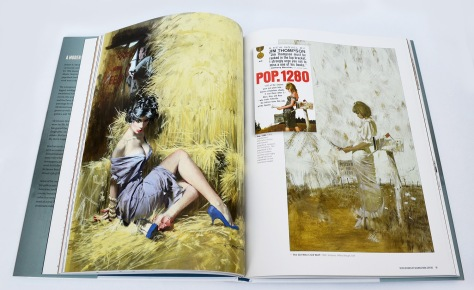 The Art of Robert E McGinnis, pages 46 and 47