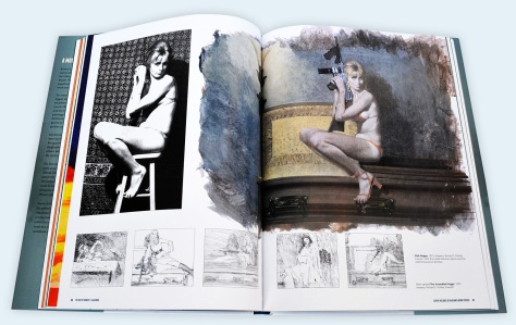 The Art of Robert E McGinnis, pages 66 and 67