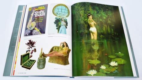 The Art of Robert E McGinnis, pages 70 and 71