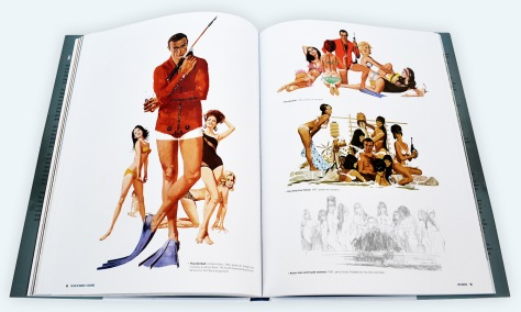 The Art of Robert E McGinnis, pages 98 and 99