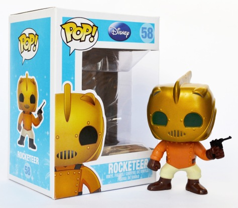 Rocketeer, with box