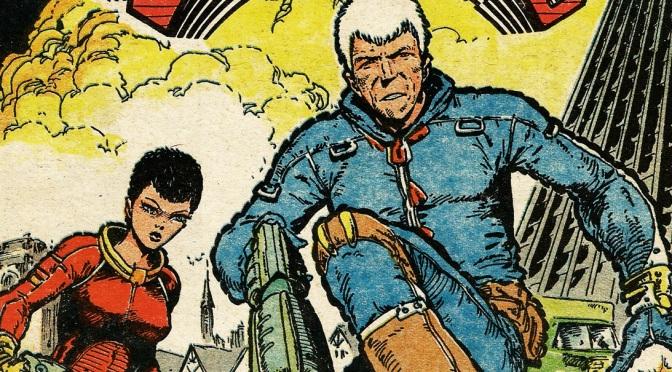2000AD and Tornado comic Prog 171 (2 August 1980)