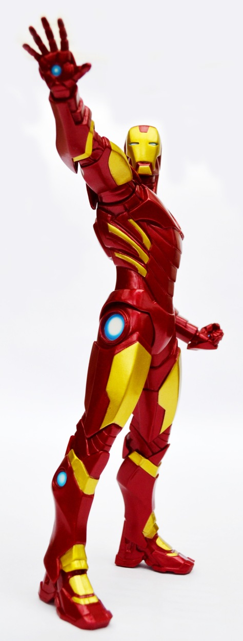 Kotobukiya's ARTFX+ Marvel Now! Iron Man statue