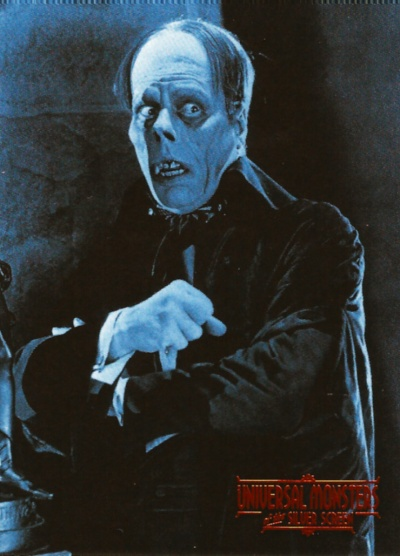 Universal Monsters of the Silver Screen Trading Cards #1
