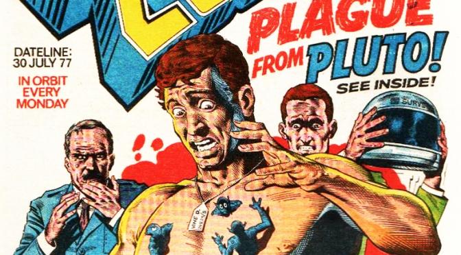 2000AD comic Prog #23 (30 July 1977)