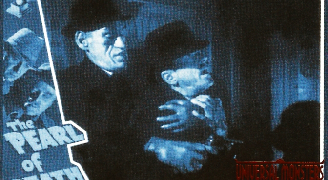 Universal Monsters of the Silver Screen Trading Cards, #46–60 (1996)