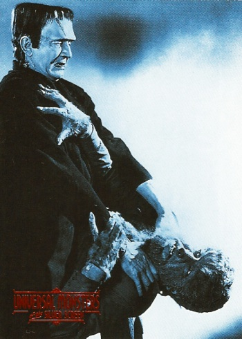 Universal Monsters Trading Cards #47
