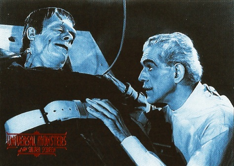 Universal Monsters Trading Cards #60
