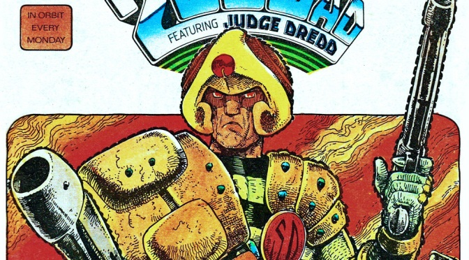 2000AD comic Prog #339 (22nd October 1983)