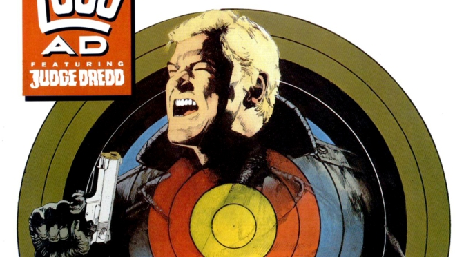 2000AD comic Prog #789 (27th June 1992)