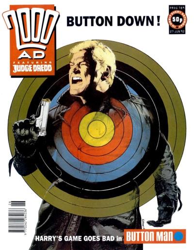 2000AD Prog 789 cover