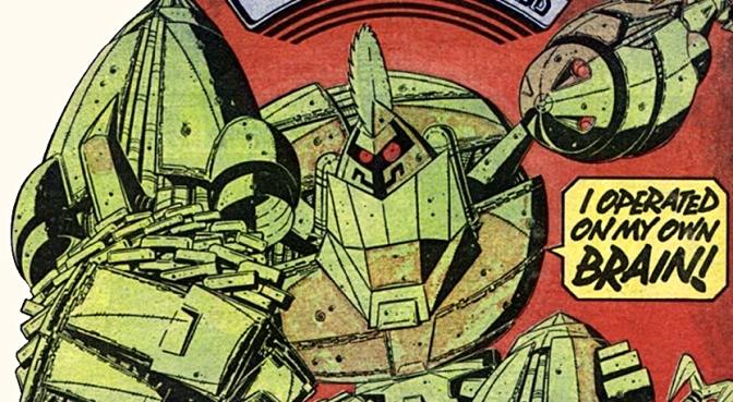 2000AD comic Prog #485 (30th August 1986)