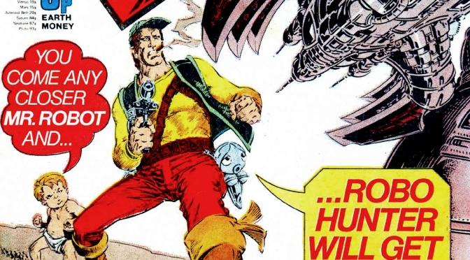 2000AD comic Prog #80 (2nd September 1978)