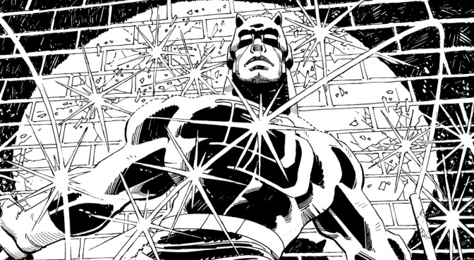 Daredevil Portfolio by John Romita JR