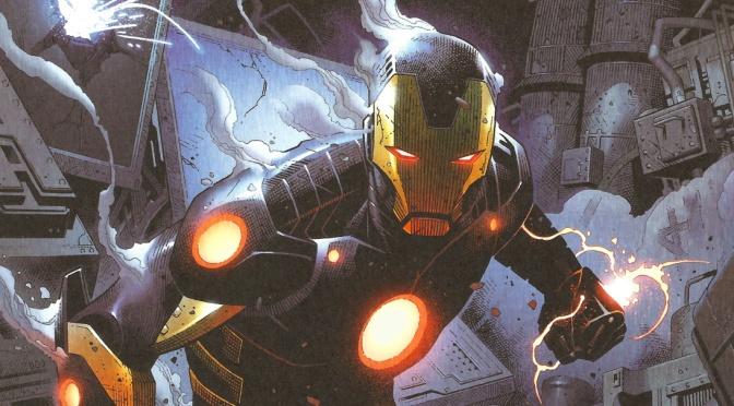 Iron Man Steel Gallery Portfolio (2014)