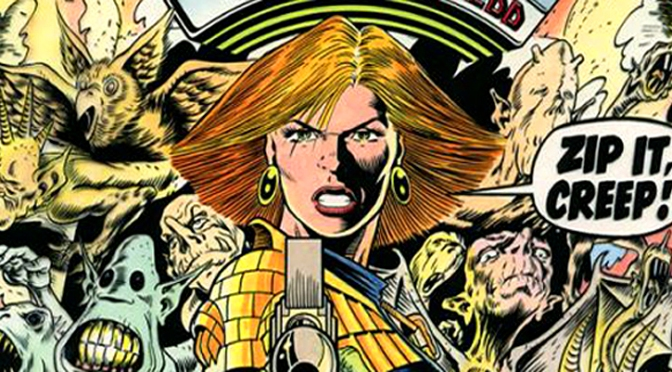 2000AD comic Prog #472 (31st May 1986)