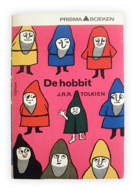de-hobbit-1960-cover