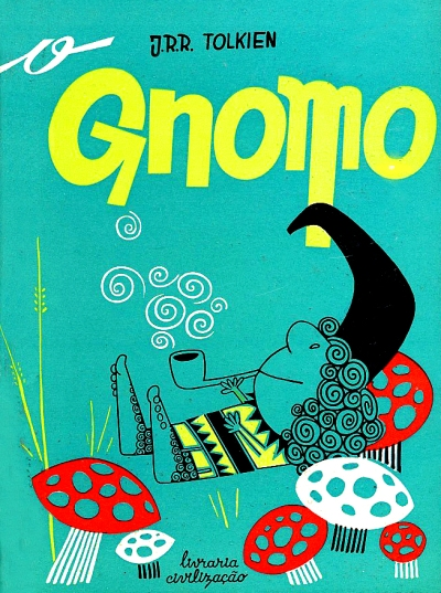 O Gnomo, 1962 by Antonio Quadros