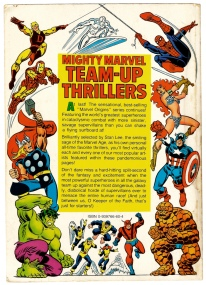 Mighty Marvel Team-Up Thrillers, 1983