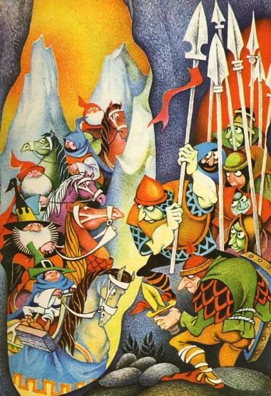 O Poveste Cu Un Hobbit by Livia Rusz.