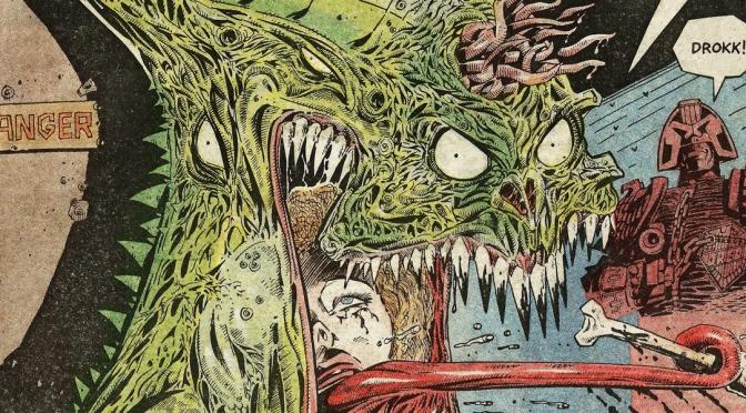 2000AD Comic Prog #503 (3rd January 1987)