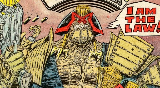 2000AD comic Prog #474 (14th June 1986)
