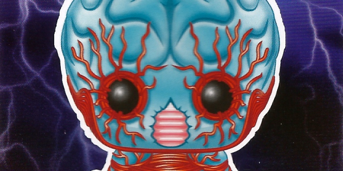 Funko POP! Metaluna Mutant banner