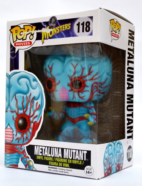 Funko POP! Metaluna Mutant, in box