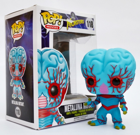 Funko POP! Metaluna Mutant, with box