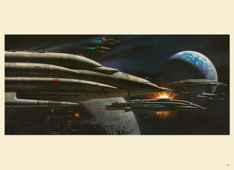 Return oReturn of the Jedi Portfolio by Ralph McQuarrief the Jedi Portfolio by Ralph McQuarrie