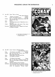 The Marvel Comics Index #2, page 9