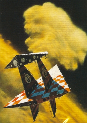 Chris Foss Trading Cards #10