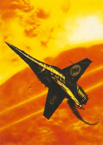 Chris Foss Trading Cards #12