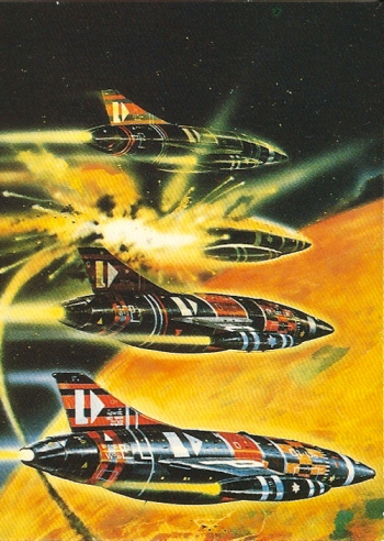 Chris Foss Trading Cards #14