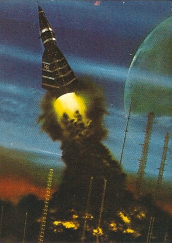 Chris Foss Trading Cards #20