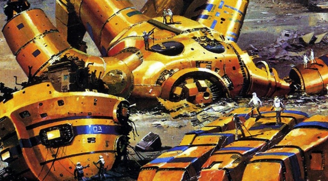 Chris Foss Trading Cards, #1-20 (1995)