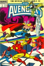 The Official Marvel Index to Avengers, #7