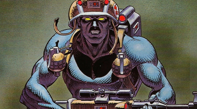 Rogue Trooper, Books 1-7 (Titan Books)