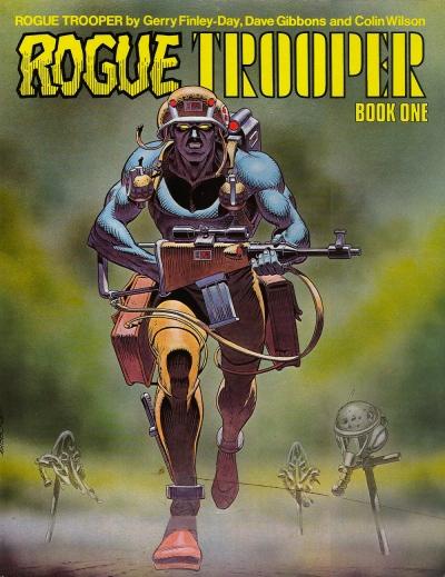 Rogue Trooper Book 1