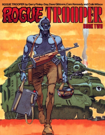 Rogue Trooper Book 2