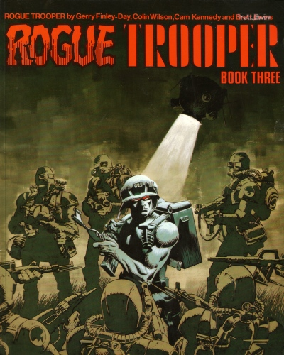 Rogue Trooper Book 3